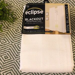Eclipse Blackout Curtains